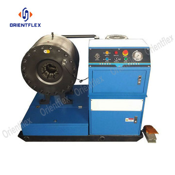Reliable 6 inci hydraulic hose crimping machine HT-91F