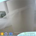 Hydrophile / hydrophobe Tissu non tissé pour couches