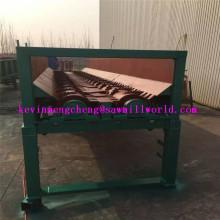 Mobile Wood Debarking Machine Diesel Powered Log Peeling Machine