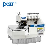 Preço industrial da máquina de costura de Overlock da cama lisa da linha de DT757F DOIT 5