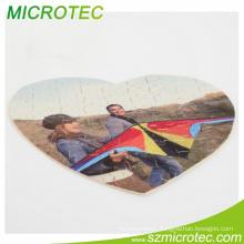 Fabric Heart Shape Puzzle (190x175mm) (MT-PFH19)