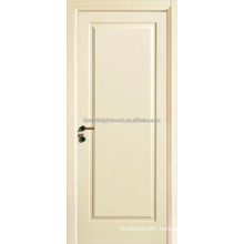 One Panel White Painted Swing opening Interior MDF Doors