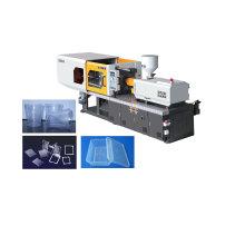 100ton máquina de moldeo por inyección de servo de ahorro de energía de alta eficiencia