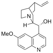 Chiral Chemical CAS No. 130-95-0 Quinine; (8α , 9R) -6′-Methoxycinchonan-9-Ol