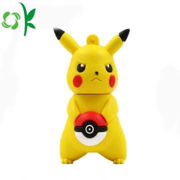 Pikachu USB-stick Cartoon USB 2.0 Flash Drive Case