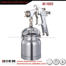 High pressure Spray Gun furniture coating spray gun W-100S
