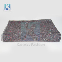 100% recycled textile materials Wholesale of cheap malimo moving blankets