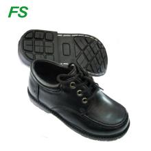 latest dark durable school shoes