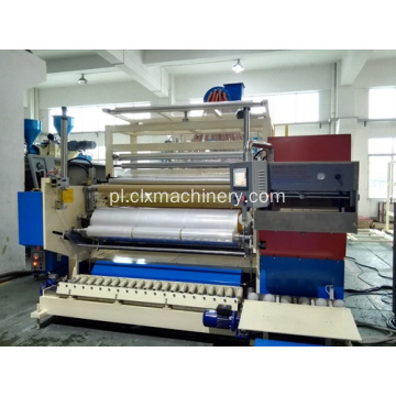 PE Cast Stretch Wrapping Film Plant