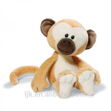 Diseño personalizado mono barato juguetes de peluche