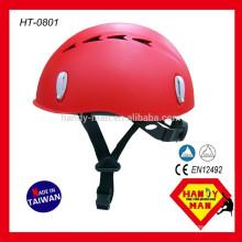 Light PP Mountain Climbing CE and UIAA Fall Arrest Manufacturer Helmet