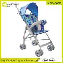 Carrinhos de bebê portáteis China Carrinho de criança de bebê, carrinho de bebê de modelo novo, carrinho de bebê do sistema de viagem