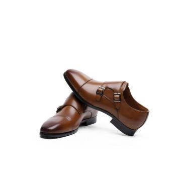 Классическая обувь с пряжкой для мужчин