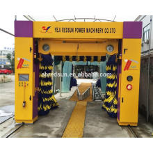 tunnel automatic car wash machine /9 brushes With Dryer RSDS-9