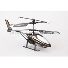 HX713 2 CH Metall Fernbedienung Drone Spielzeug Alloy RC Hubschrauber mit Lichter