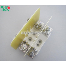 160A Nh00 Supports de fusibles à résine 3p
