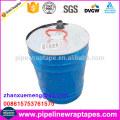 Butyl rubber primer for pipeline tape