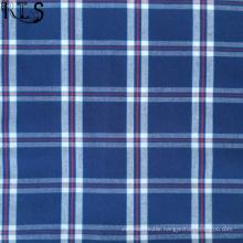 100% Cotton Poplin Woven Yarn Dyed Fabric for Shirts/Dress Rls40-29po