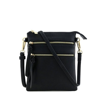Mulheres extravagantes Sling Shoulder Chain Crossbody Bag