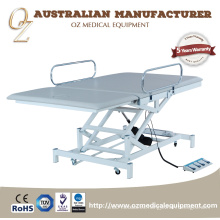 Mesa ortopédica motorizada de alta calidad para uso en el hospital Silla reclinable eléctrica del masaje Cama de examen paciente multiuso