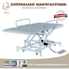 Mesa ortopédica motorizada de alta qualidade para uso hospitalar Cadeira reclinável elétrica de massagem multifacetada cama exame médico