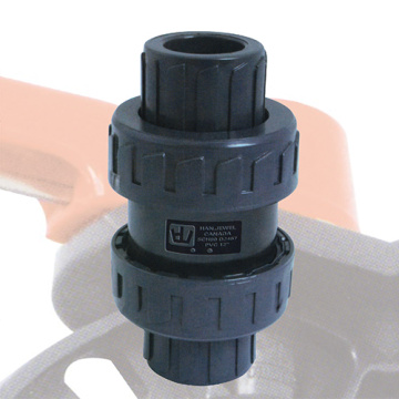 UPVC True Union Ball Valve لإمداد المياه