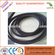 Specially Designed Cords Enhance Durability Length Stable Wrapped Belt