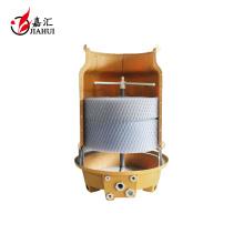 château d'eau de refroidissement de frp avec le remplissage de PVC
