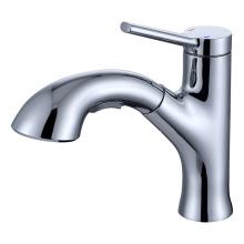 Cold Hot Water Brass Art Basin Faucet