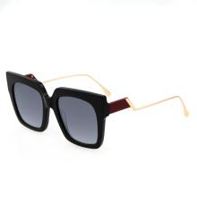 2021 New Fashion Oversized Sunglasses High Quality UV400 Acetate