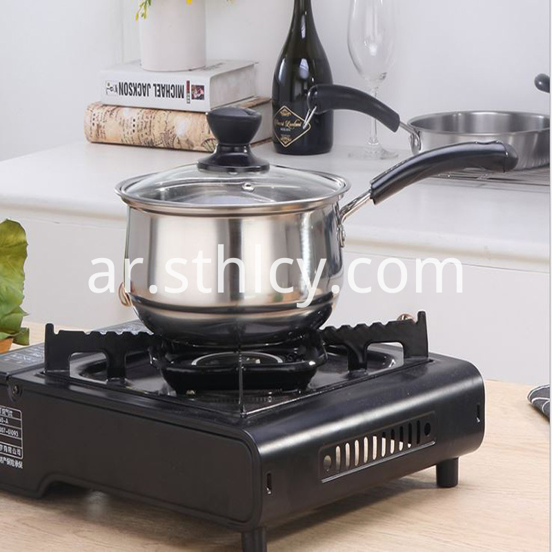 Stainless Steel Cookware Set Deals