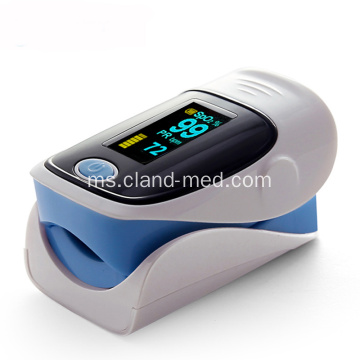 OLED Colorful OLED Digital Fingertip Pulse Oximeter