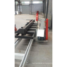 Sliding Table Sawmill Madera Circular Sierra en venta