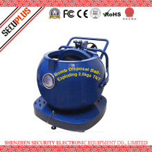 Explosive Storage Vessels for Airport and Public Safety Applications FBQ-2.0