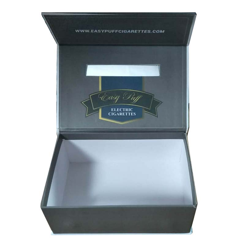 the high-end electronic cigarette kit gift box