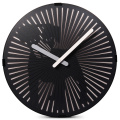 Moving Wall Clock - Schöner Welpe
