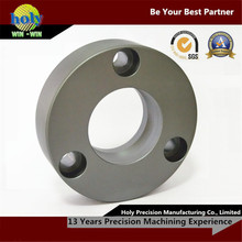 Подшипник блок CNC алюминия поворачивая части мотоцикла CNC подвергая механической обработке