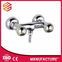 surface mounted shower faucet two handle shower and bath mixer