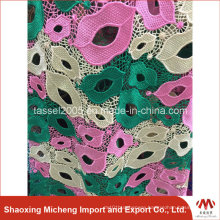 High Quality Multi Color Guipure Lace 2003