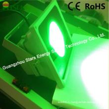 Светодиодные пейзаж свет потока СИД с зеленым цветом