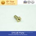 cnc metal prototype spinning lathe parts metal spun milling parts