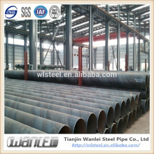spiral welded pipe mill/ erw pipe weld steel pipe