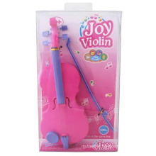 En71 Approval Musical Instrument B/O Violin Toy with Music (10200159)
