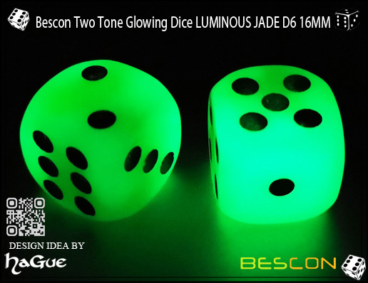 LUMINOUS JADE D6-9