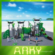 2014 Cute children Outdoor Playground Equipment