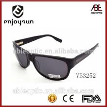 Высокое качество солнцезащитных очков бренда с металлическим шарниром оптом Китай
