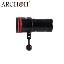 Équipement de plongée 50watts Four Light Dive Video Torch W42V