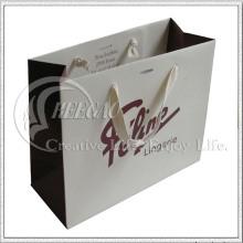 New Fashion Kraftpapier Einkaufstasche (KG-PB054)
