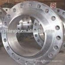 Carbon steel forged flange