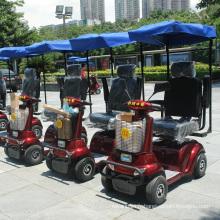 Certificat CE Scooter de golf électrique pour personnes âgées (DL24500-2)
